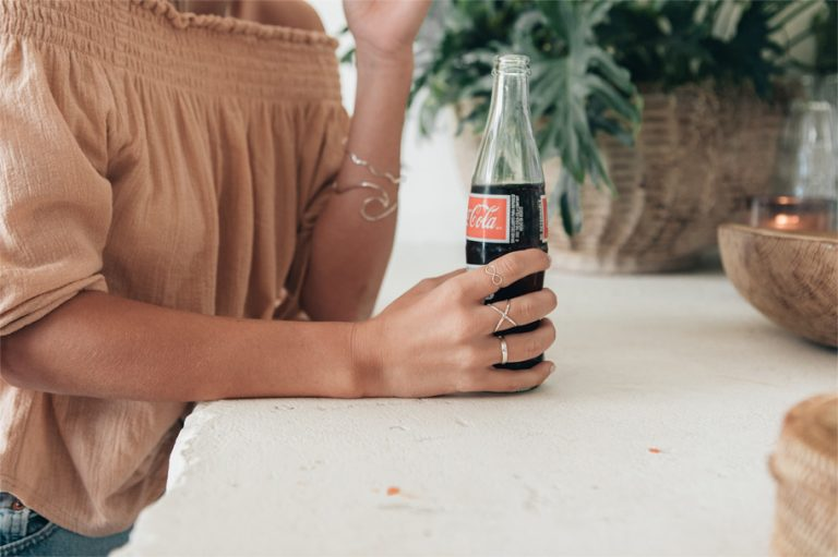 Rings and Coke Cola